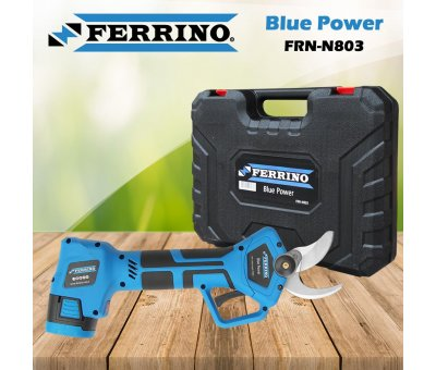 Ferrino Akülü Budama Makası 35mm FRN-N803 Blue Power
